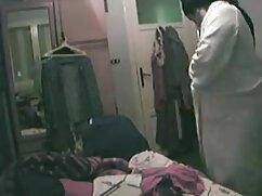 Leya le casalinghe porche surrender a un nero uomo in letto bianco